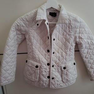 Ralph Lauren girls white jacket
